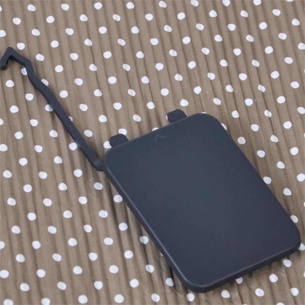 CITALL 2118801405 Rear Bumper Tow Hook Cover Cap For Mercedes Benz E-class W211 E320 E350 E550 2002 - 2005 2006 2007 2008 2009