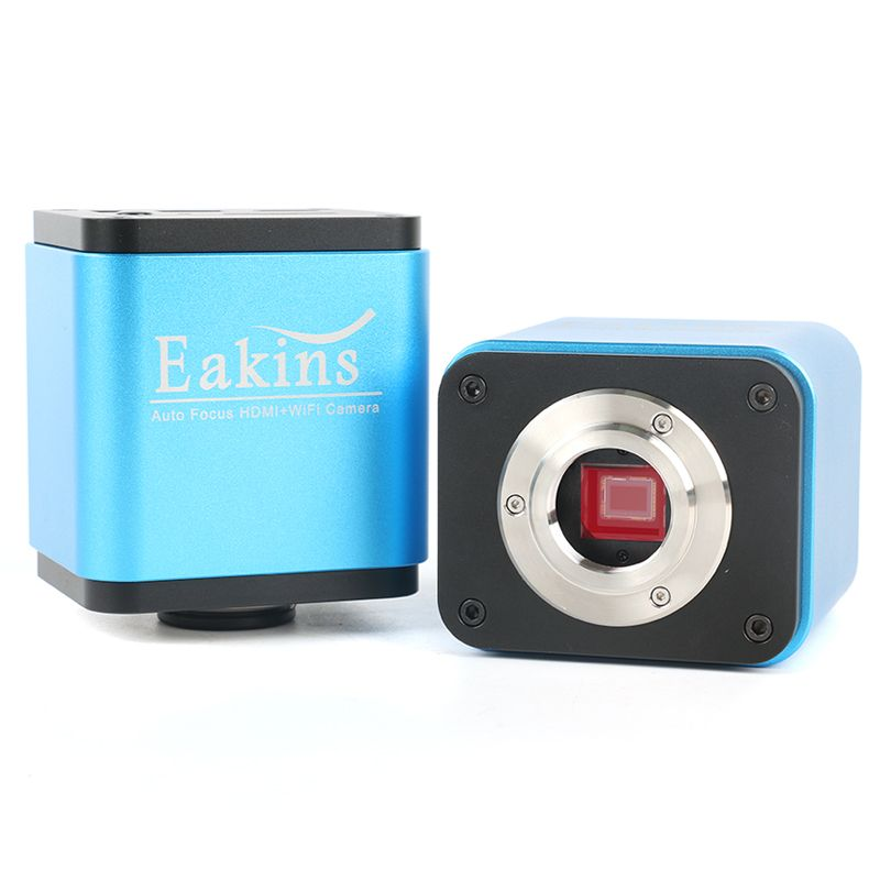 Autofokus 1080 p HD HDMI WIFI Industrie Video Mikroskop Kamera SONY IMX185 IMX178 SD Karte Biologische Mikroskop Stereo Microscop