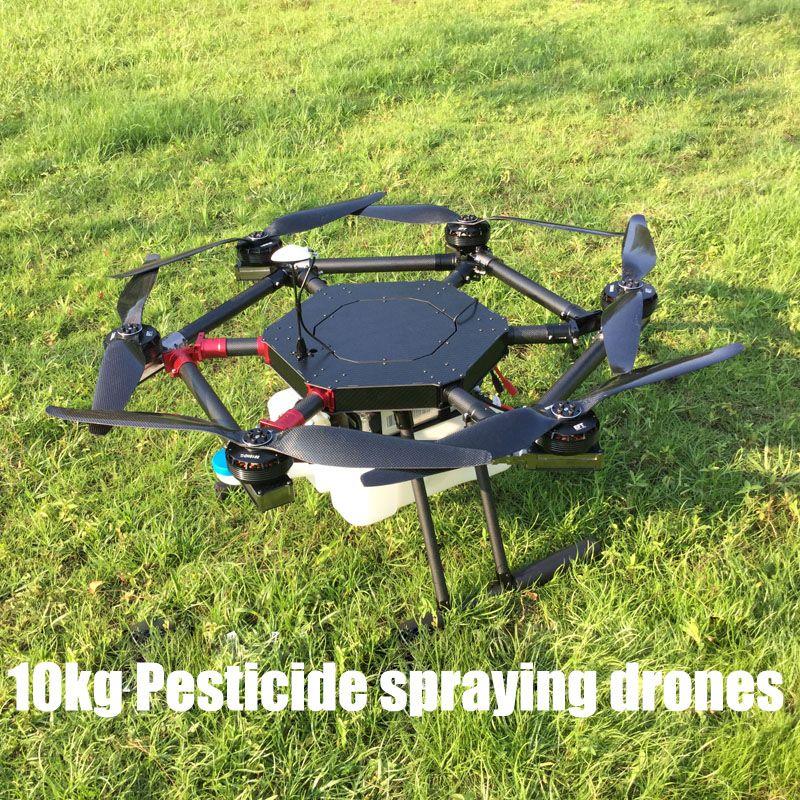 10KG Pesticide spraying system gimbal for DIY Agricultural multi-rotor UAV drones pesticides