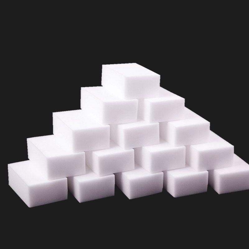 40/100 pcs Magic Sponge Eraser Kitchen Duster Clean Accessory/Microfiber Dish Cleaning Melamine Sponge Nano Wholesale 10*6*2cm