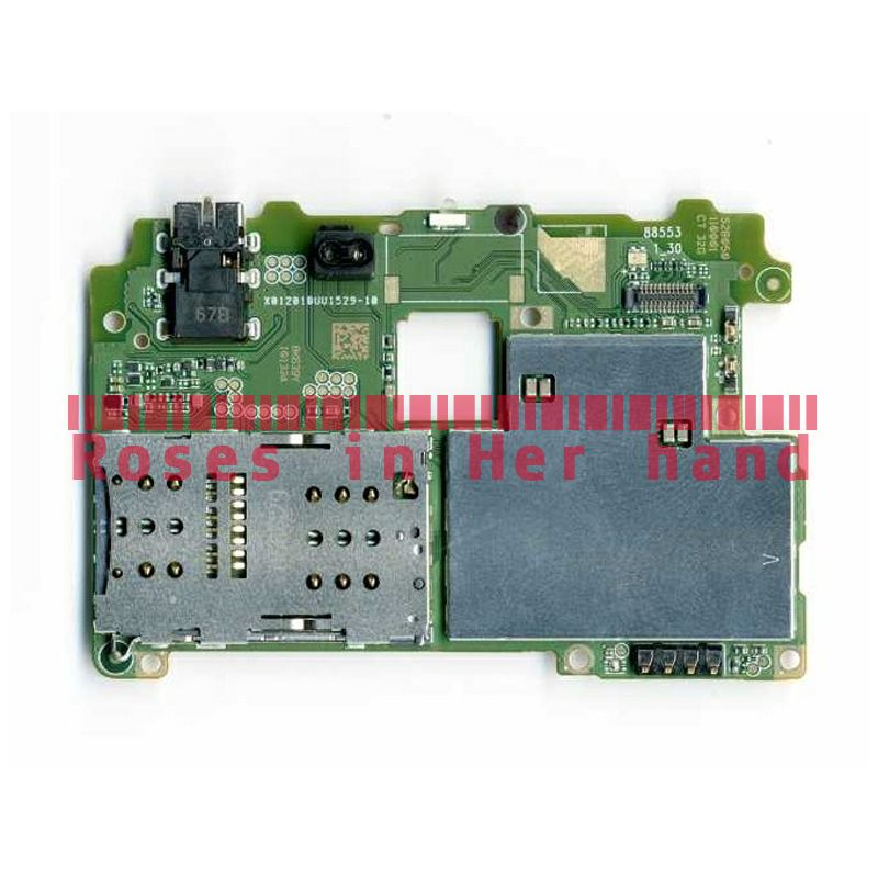 Full Working Original Unlocked For Xiaomi Redmi 4 Prime 32GB Motherboard Logic Mother Circuit Board Lovain Plate