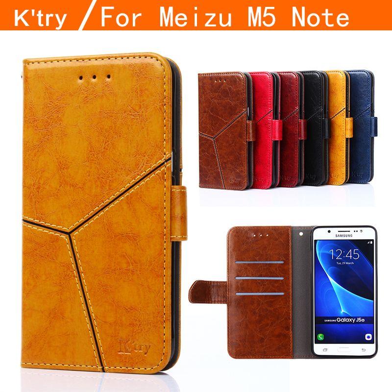 Pour Meizu M5 Note Cas De Luxe PU En Cuir Magnétique Porte-Monnaie Flip couverture 5.5 pouce Mobile Téléphone Cas Pour Meizu Meilan Note 5 K'try