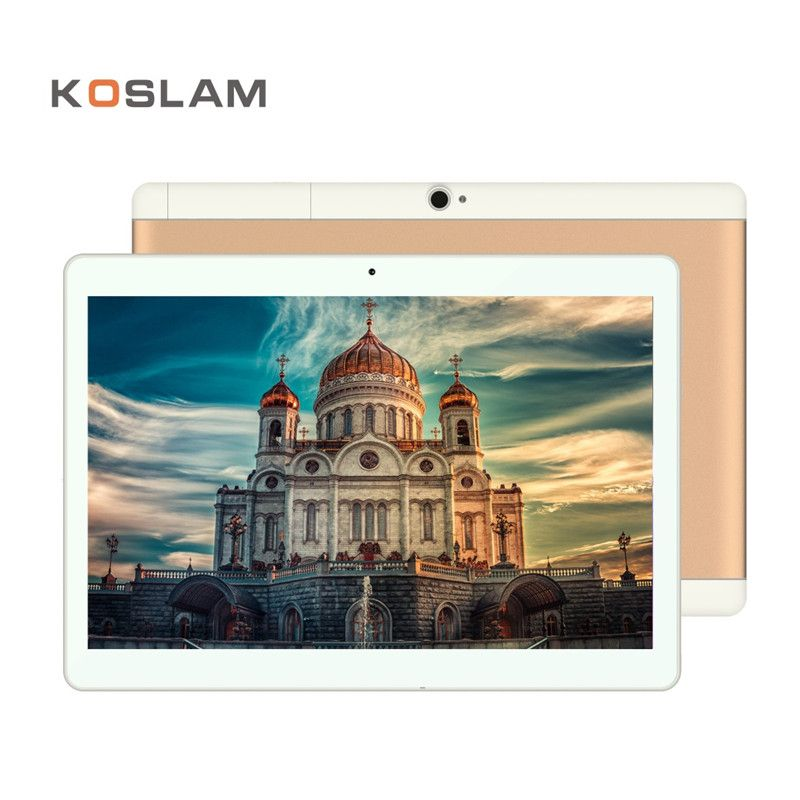 Newest 10.1 Inch Android 7.0 Tablet PC Tab Pad IPS 1280x800 Quad Core 1GB RAM 16GB ROM Dual SIM Card 3G Phone Call 10.1
