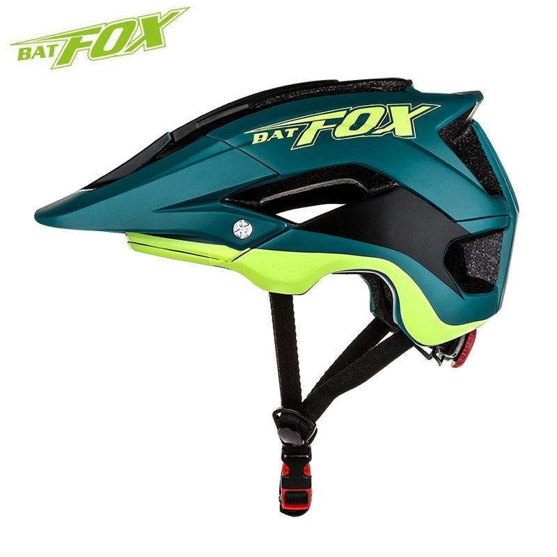 BATFOX Ultralight Integrally-Molded Bicycle Helmet for Men Women Cycling Helmet Casco Ciclismo Road MTB Safety Bike Helmet
