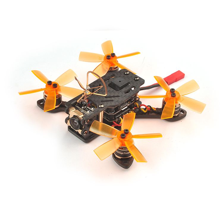 Toad 90 Micro Brushless FPV Racing Drone F3 DSHOT BNF with Frsky/Flysky/DSM2/X RX Receiver For Racer Quadcopter