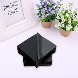 High quality 1pcs 14x14cm Camera Lens Eyeglass Glasses LCD Microfiber Cleaning Cloth Wipes Cleaner  Microfiber