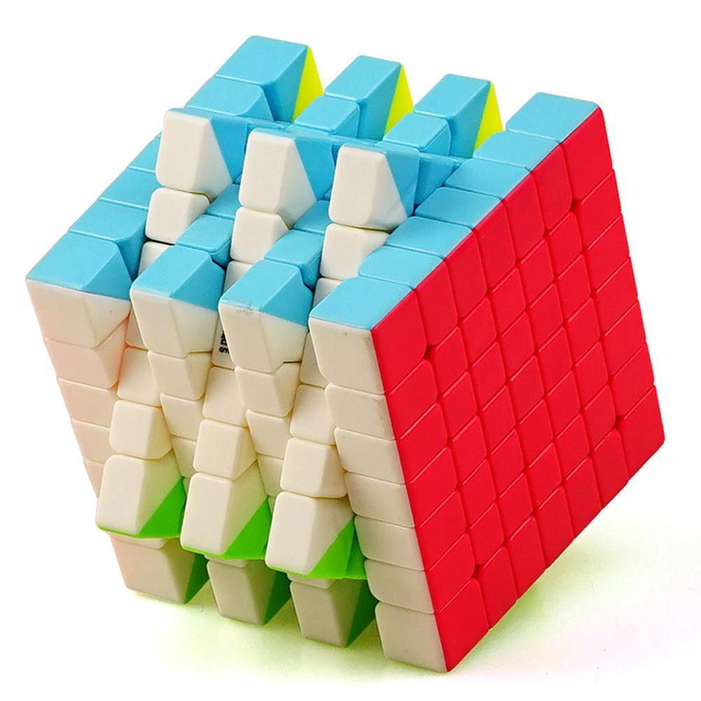LeadingStar 7X7 Colorful Magic <font><b>Cube</b></font> Brain Teaser Adult Releasing Pressure Puzzle Speed <font><b>Cube</b></font> For Children Gift Education Toy