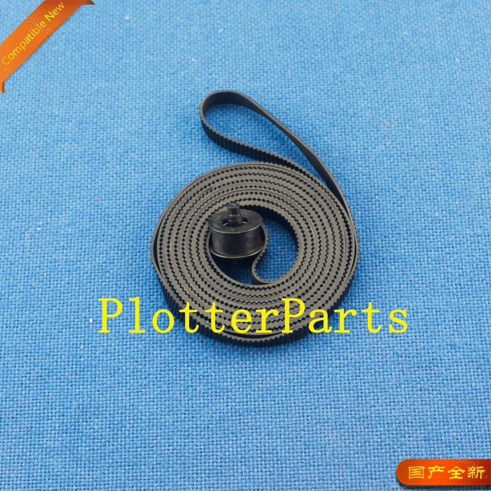 Q5669-60673 Carriage belt 24inch for HP Designjet Z2100 Z3100 Z3200 T610 T620 T1100 PS compatible new