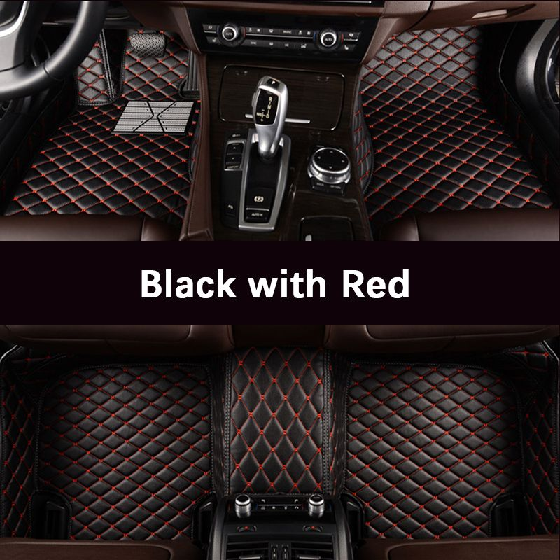 Custom car floor mats for HUMMER H2 H3 car-styling auto accessories car Stickers carpet auto pad special foot mat