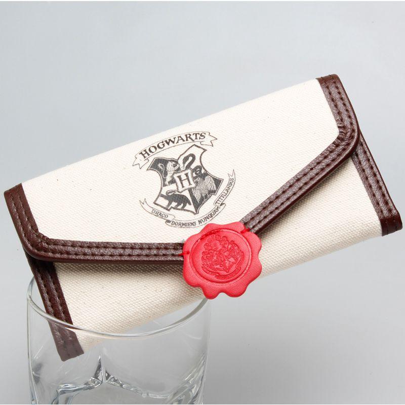 Гарри Поттер Хогвартс письмо Flap Wallet DFT-1903