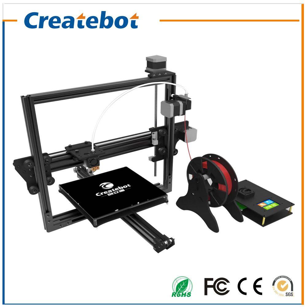 Createbot 3d printer I3 full metal 2018 new arrival high quality