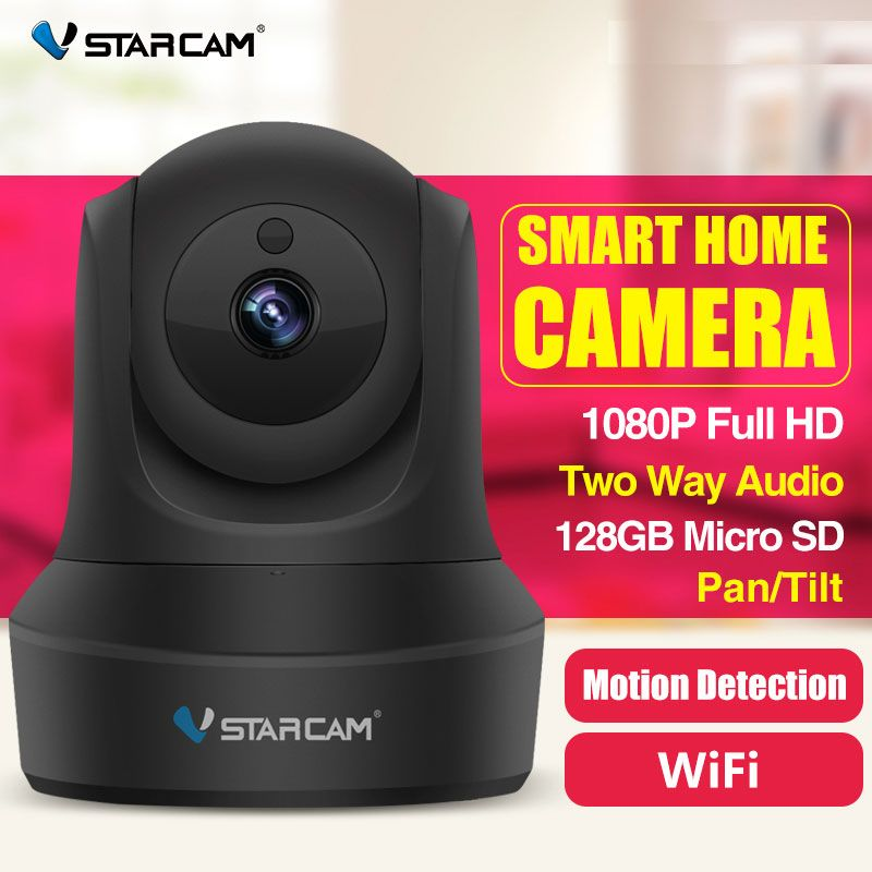VStarcam C29S 1080P Full HD Wireless IP Camera CCTV WiFi Home Surveillance Security Camera System Indoor PTZ Camera