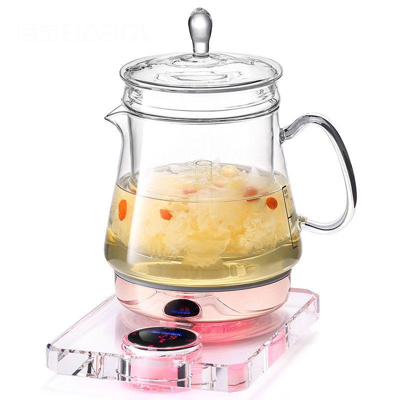 Vogelnest topf eintöpfe voll automatische glas gesundheit wasserkocher verwendung multi-funktion gekocht tee TÖPFE wasser teekanne Überhitzen schutz