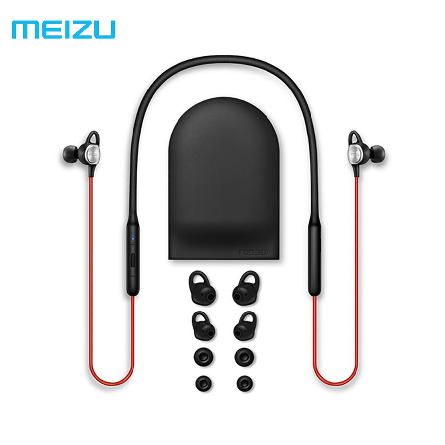 Meizu EP52 Bluetooth Earphone Waterproof IPX5 With 8 Hours Battery Life Sport Wireless Headset Bluetooth 4.1 Upgrade MEIZU H0
