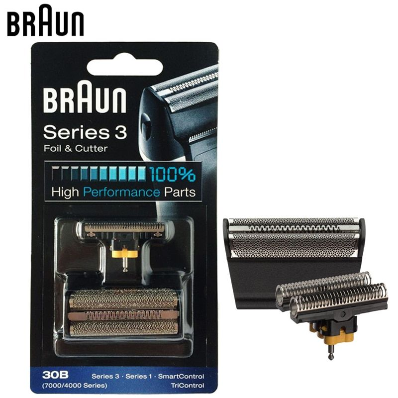 Braun 30B Foil& Cutter high performance parts for 7000/4000 Series Shavers Razor (Old 310 330 340 , 4775 4835 4875 5746 7630)