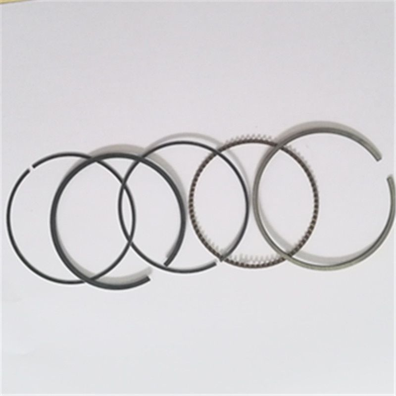 Motorcycle Engine Accessories piston ring diameter is 125CC  56.5MM     150CC 62MM    200CC 63.5MM  Motor Bicycle Piston Rings