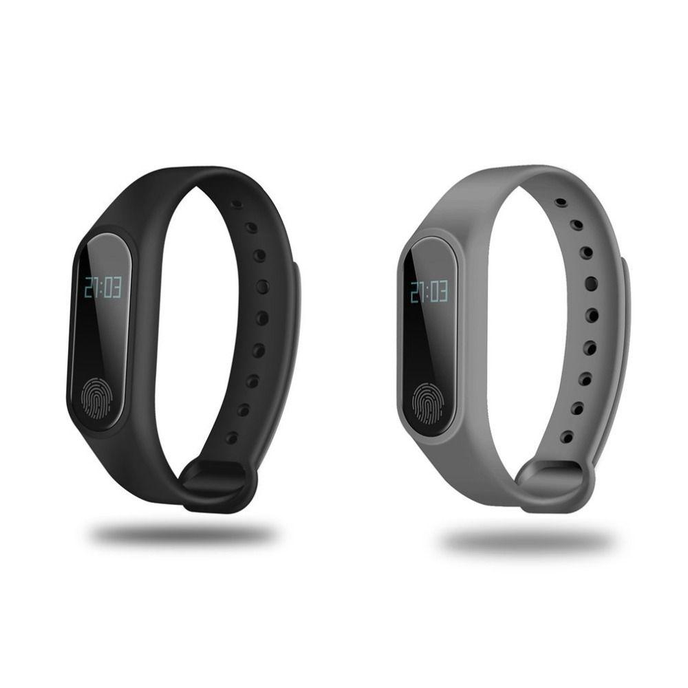 0.42 Inch OLED Display Smartband Bluetooth Heart Rate Monitor Time Display Sleep Monitor Health Care Smartband for IOS