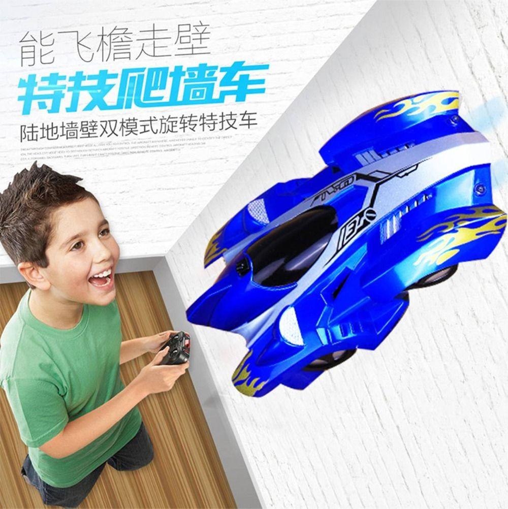 Enfants de jouets, électrique télécommande mur d'escalade de voiture, sans fil électrique télécommande voitures, modèle jouets, RC Voitures