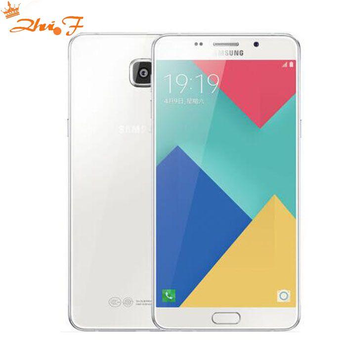 Samsung Galaxy A9 Pro 2016 Duos Débloqué Original 4G LTE Dual Sim Mobile Téléphone 6.0
