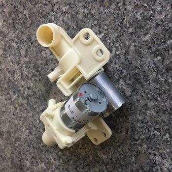 1 pcs  J-5000 6-12V DC corrosion-resistant pumps micro pump