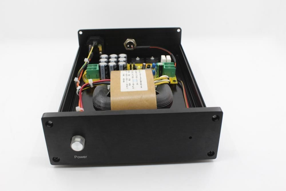 Finished 65VA Ultra Low Noise Linear Power Supply 5V 9V 12V 15V 18V etc