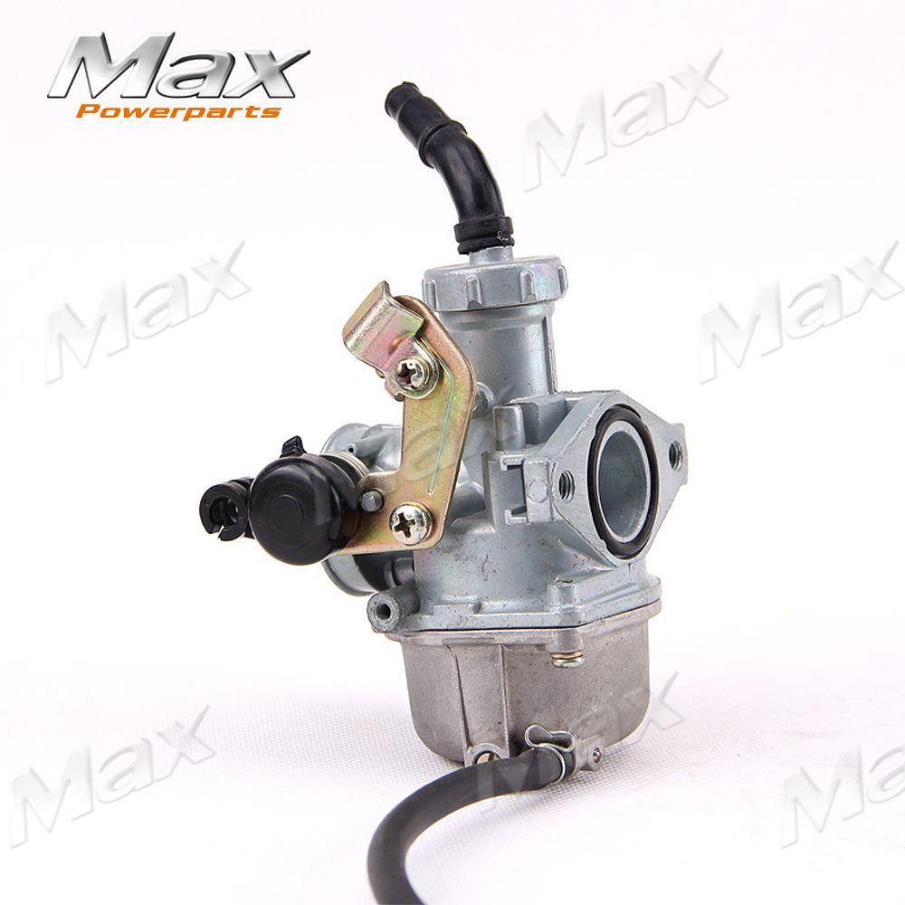 PZ22 Carburator 22mm Carb SunL JCL Baja TaoTao Quad 2/4 Stroke PZ00 1100cc 125cc Chinese ATV Dirt Bike w/Cable Choke Lever