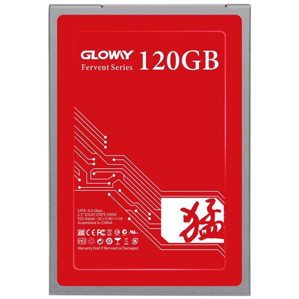 SSD 480G 240G 120G Gloway Interno Unidad de Disco Duro de Estado Sólido SATA III 2.5