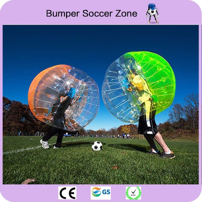 Free Shipping 1.5m Bubble Soccer Zorb Ball Loopy Ball Inflatable Human Hamster Ball Bumper Ball Bubble Football For Adults