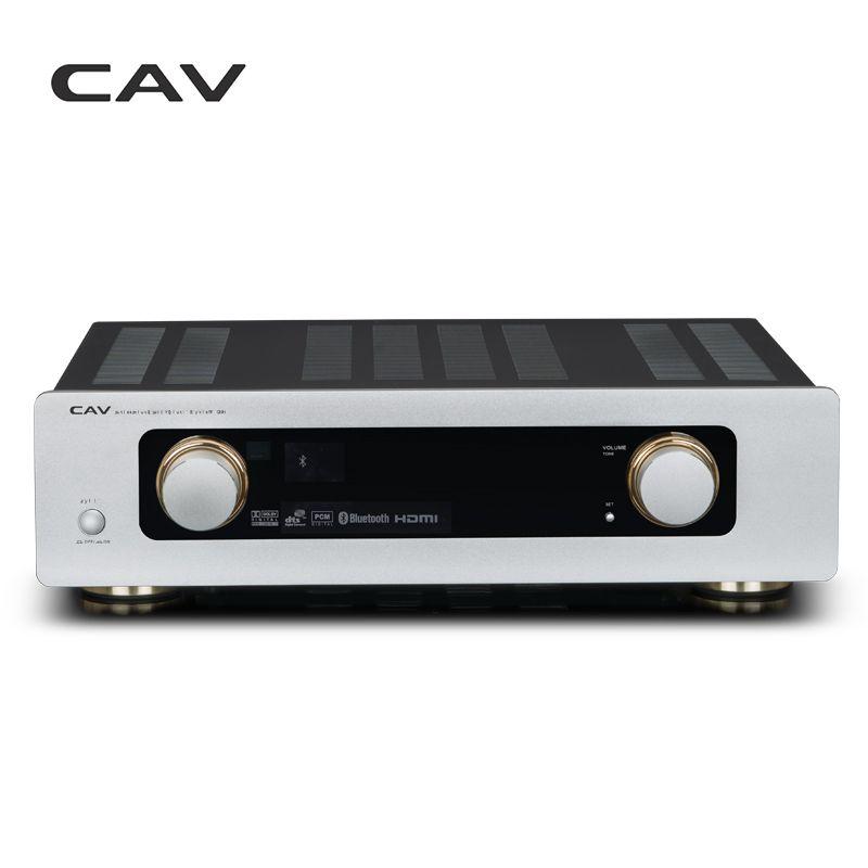 CAV AV950 Audio Amplifier Home Theater 5.1 DTS Amplifier HDMI Bluetooth High Fidelity Power For Speakers Leading Decoding
