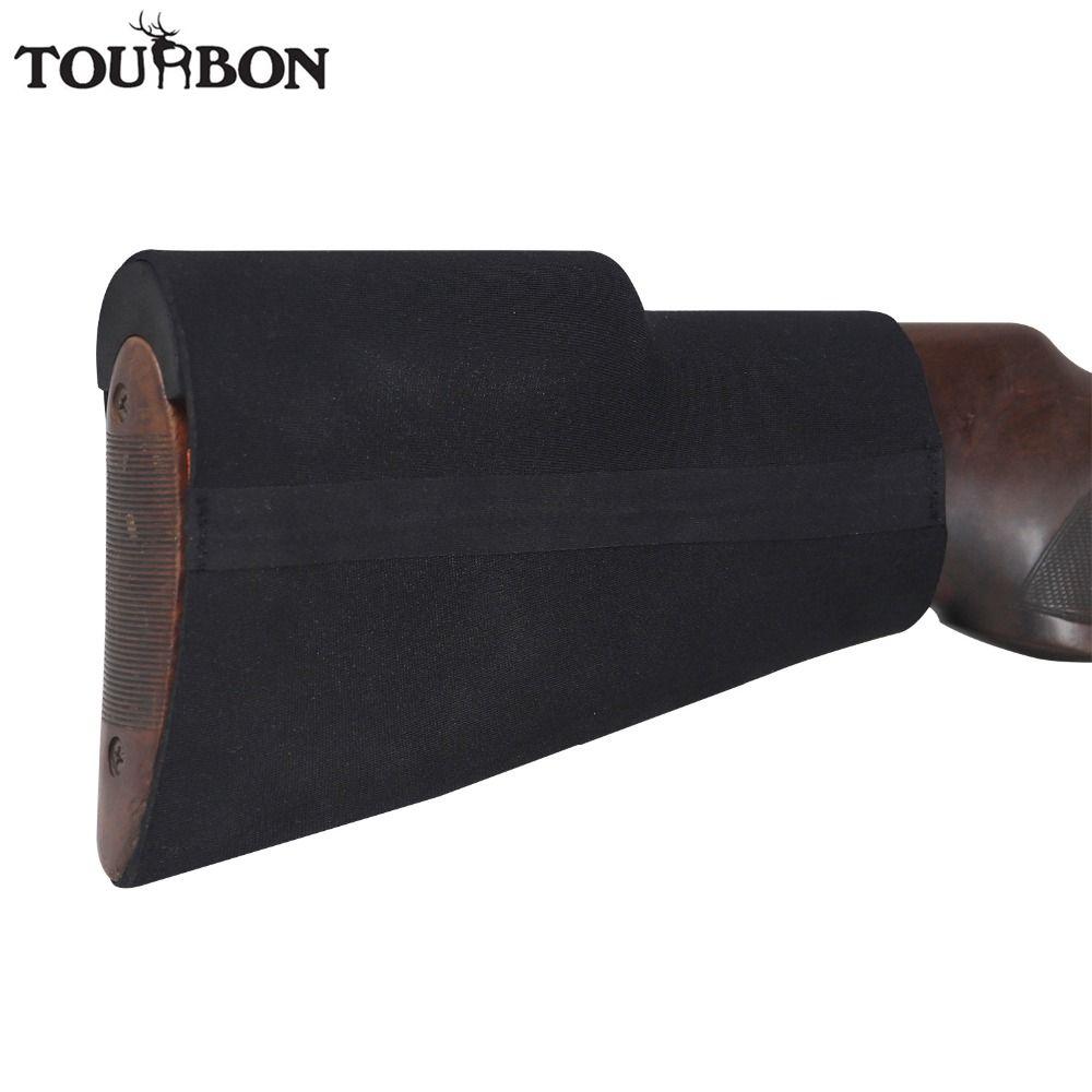 Tourbon peigne de chasse repose-joue Kit de rehaussement de joues pistolet anti-dérapant couverture néoprène étanche