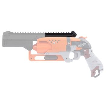 Maliang 3D Printing Modified HS Top Rail for Nerf Zombie Strike Hammershot Blaster