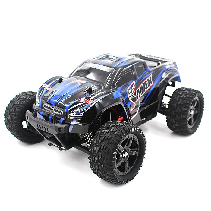 REMO 1631 RC Truck 1/16 2.4G 4WD Brushed Off-Road Monster Truck SMAX RC Remote Control Cars With Transmitter RTR Electric Car
