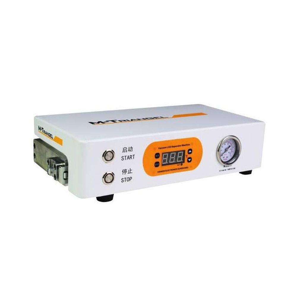 Mini High Pressure Auto LCD Autoclave Bubble Remove Machine Remove LCD Bubble OCA Bubble For 7 Inch Screen Repairing