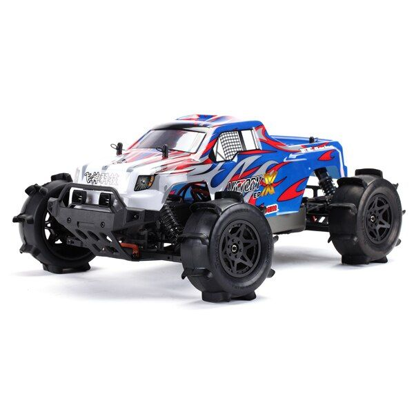 FS Racing FS-53692 1:10 2.4G 4WD Brushless Monster Truck Remote Control Toys RTR