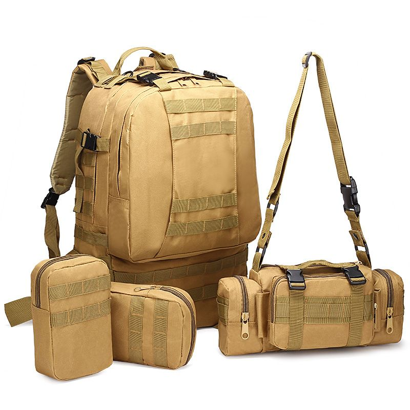 56-75L Molle High Capacity Tactical Backpack Assault Outdoor Military Rucksacks backpack military tactical backpack assault