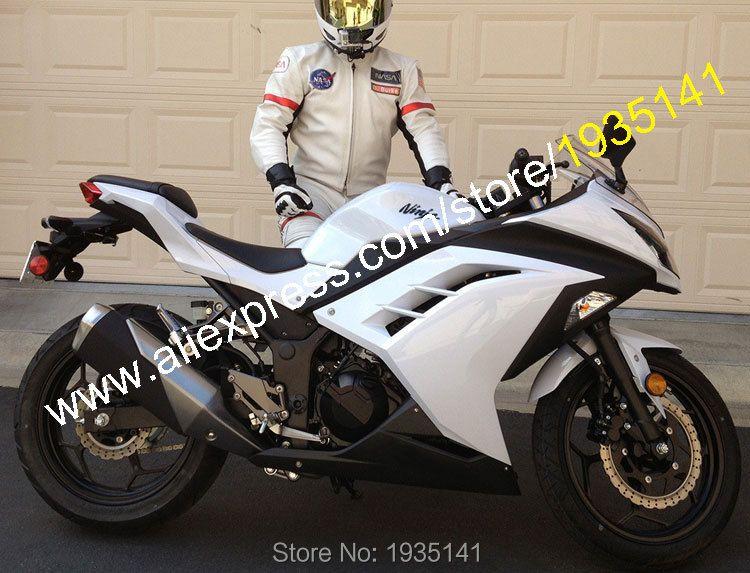 Offres spéciales, pour Kawasaki Ninja EX 300R 2013 2014 2015 2016 EX300 Ninja300 EX 300 pièces de rechange Moto carénage (moulage par Injection)