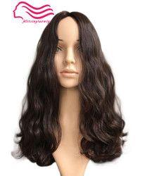 Custom made european remy hair kosher wig , jewish wigs , unpocess hair , free shipping !