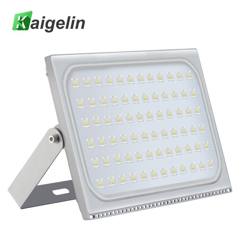 Kaigelin 500W LED Flood Light 45000LM Waterproof LED Projector Spotlight Garden Security Wall Lamp Floodlight Outdoor Lighting