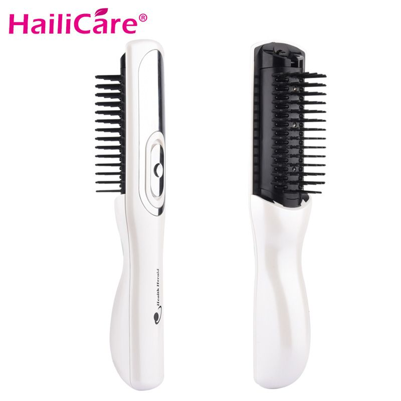 Peigne de Massage Laser peigne à cheveux équipement de Massage peigne soin de croissance des cheveux traitement brosse à cheveux croissance Laser thérapie de perte de cheveux