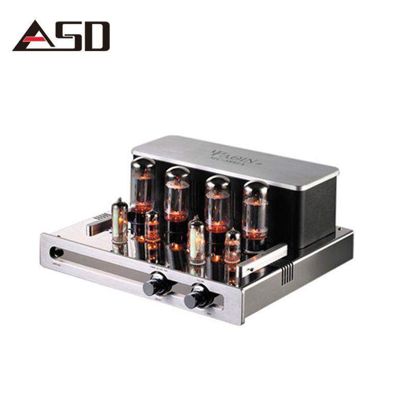 YAQIN MC-5881A Hifi Tube Amplifier Audio Stereo Vacuum Tube Amplifier Home Tube Preamp Preamplifier Tube Amp Audio