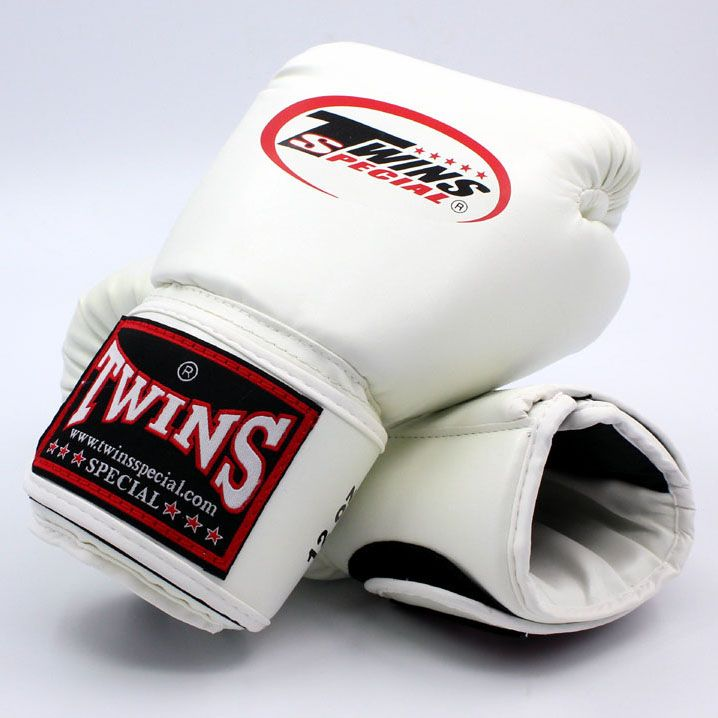 8-14 oz Boxing Gloves PU Leather Muay Thai Guantes De Boxeo Free Fight mma Sandbag Training Glove For Men Women Kids 5 Colors