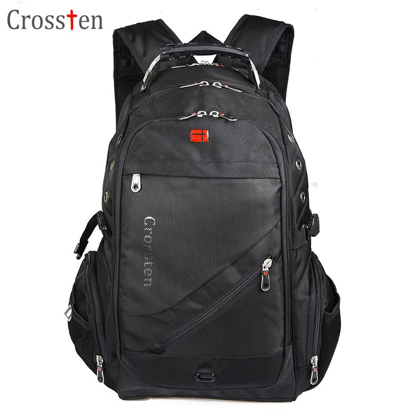 Crossten Travel Bags Laptop Backpack 15-17
