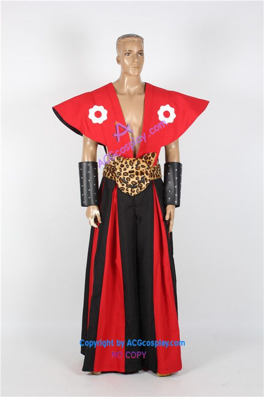 Last Dragon Sho Nuff Cosplay Costume ACGcosplay anime costume game costume