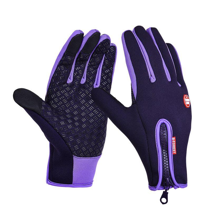 ALBK Full Finger Neoprene PU Winter Diving Gloves Swimming Hand Wear Swimming Diving Gloves Fishing Gloves Keep Warm