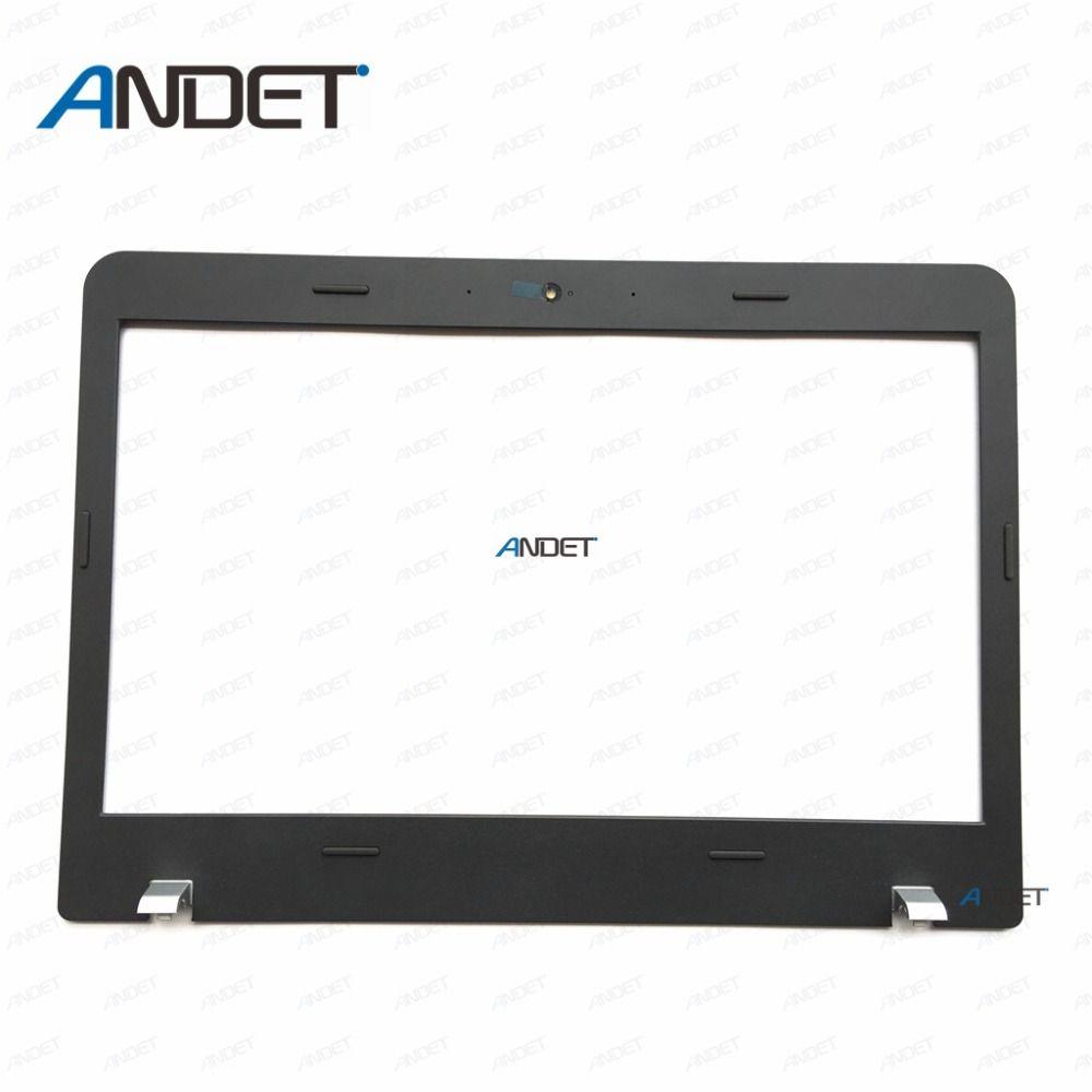 Nouveau Original pour Lenovo ThinkPad E450 E455 E450C E460 E465 LCD cadre avant en plastique métal AP0TR000700 00HN655 00HN653