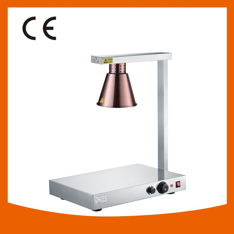 DR-1 Commercial Kitchen resturant equipment table counter top Electric Food Warming Lamp