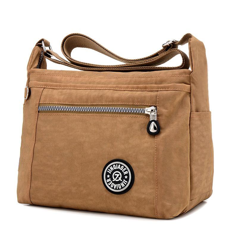 SAKANKA Crossbody Shoulder Bags For Women Hobos Messenger Bag Female Handbag Beach <font><b>Clutch</b></font> Nylon Casual Bolsas Feminina sac femm
