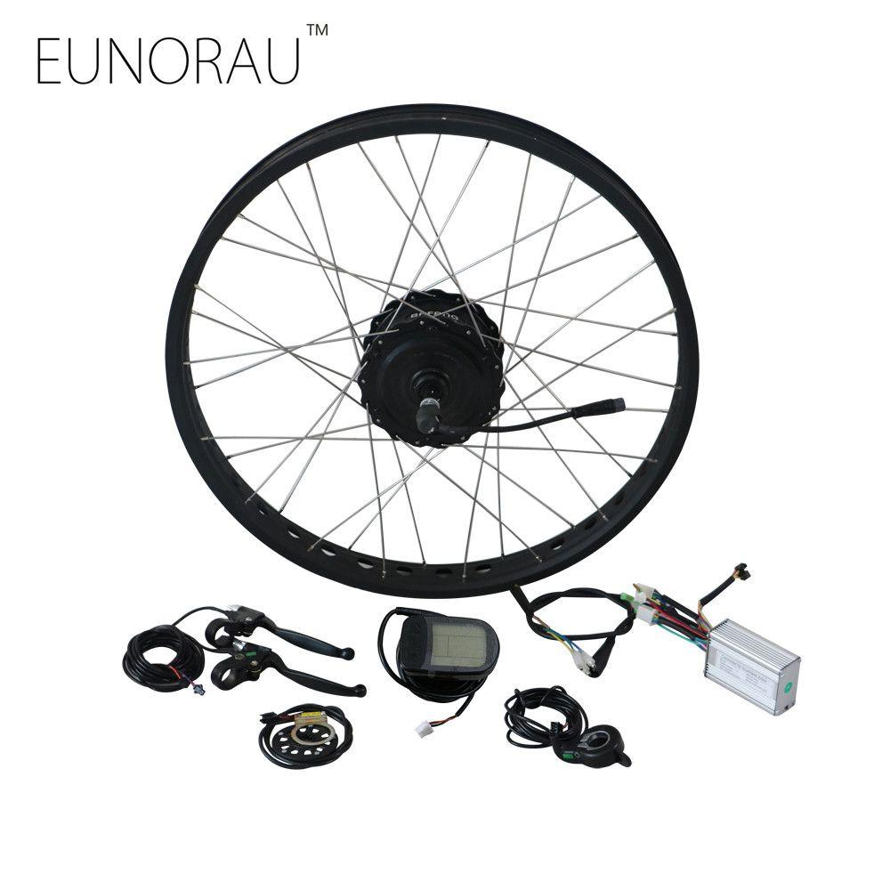 Free shipping 48V750W Bafang electric fat bike motor kit open size 175mm