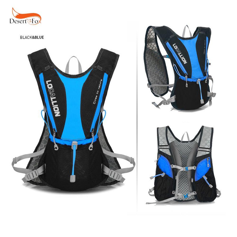 9 Farbe Weste Stil 5L Outdoor Sports Radfahren Racing Marathon Wasser Tasche Rucksack Trinkrucksack Wandern Camping