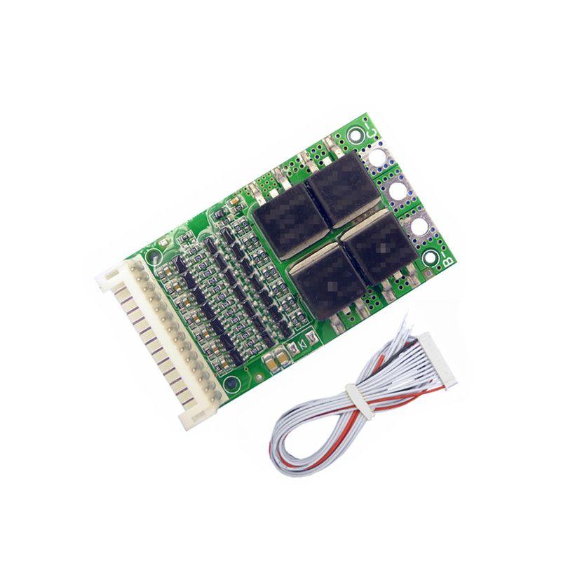 6 s/7 s/13 s 25A BMS Board 24 v 36 v 48 v Polymer Lithium-/ ternären Lithium/Eisen Phosphat/LiFePo4 Universal Batterie Schutz Bord